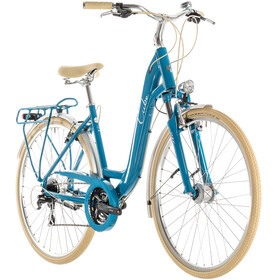 Cube Ella Ride Easy Entry Blue'n'Cream